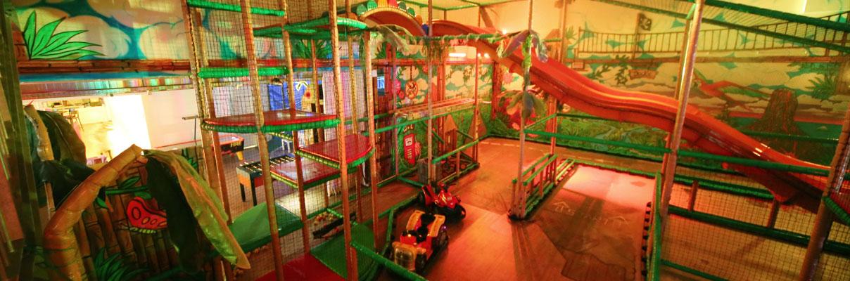 Dockx Indoorspielplatz