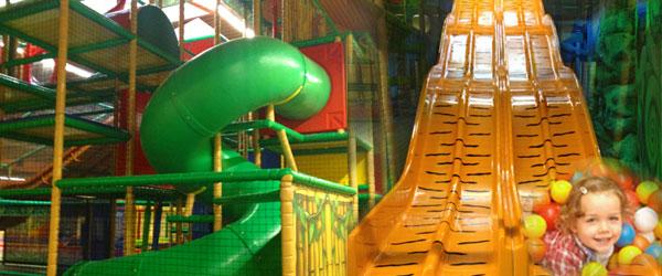 Dockx Inoorspielplatz